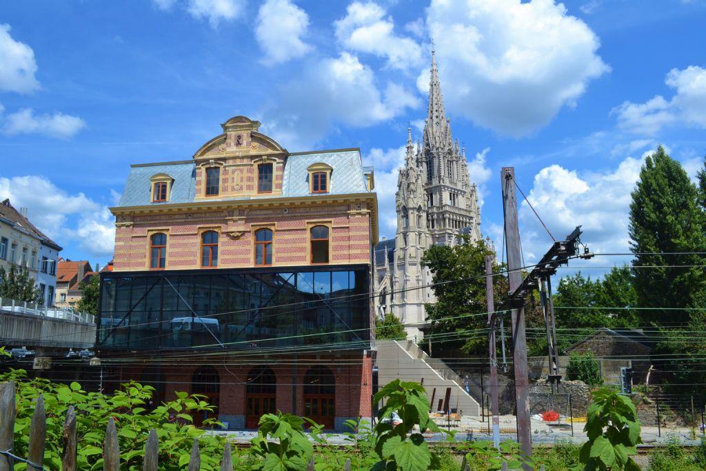 Station Laken: artistieke hotspot met historische allure