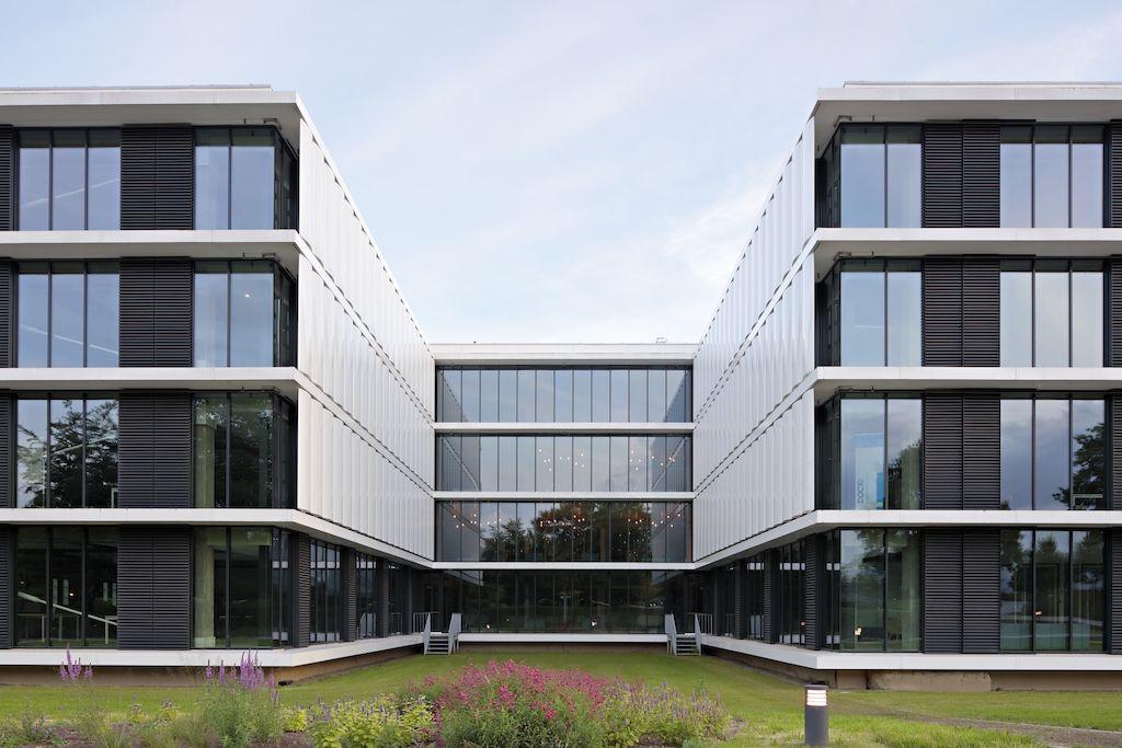 KBC-datacenter wordt multifunctionele werkomgeving na grondige renovatie