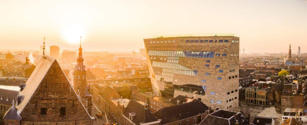 Forum Groningen voorzien van eenvoudige en innovatieve toegang