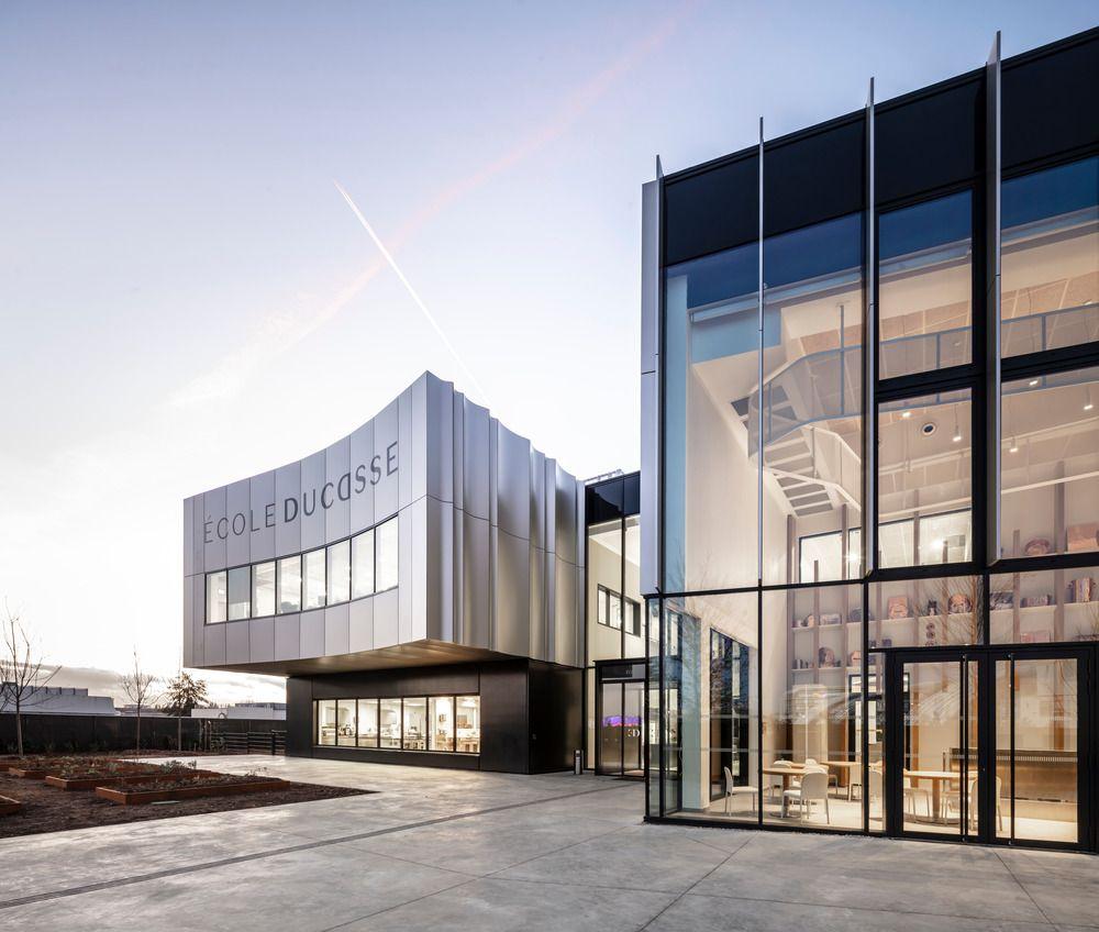 La nouvelle Ecole Ducasse, inspirée par les 4 éléments