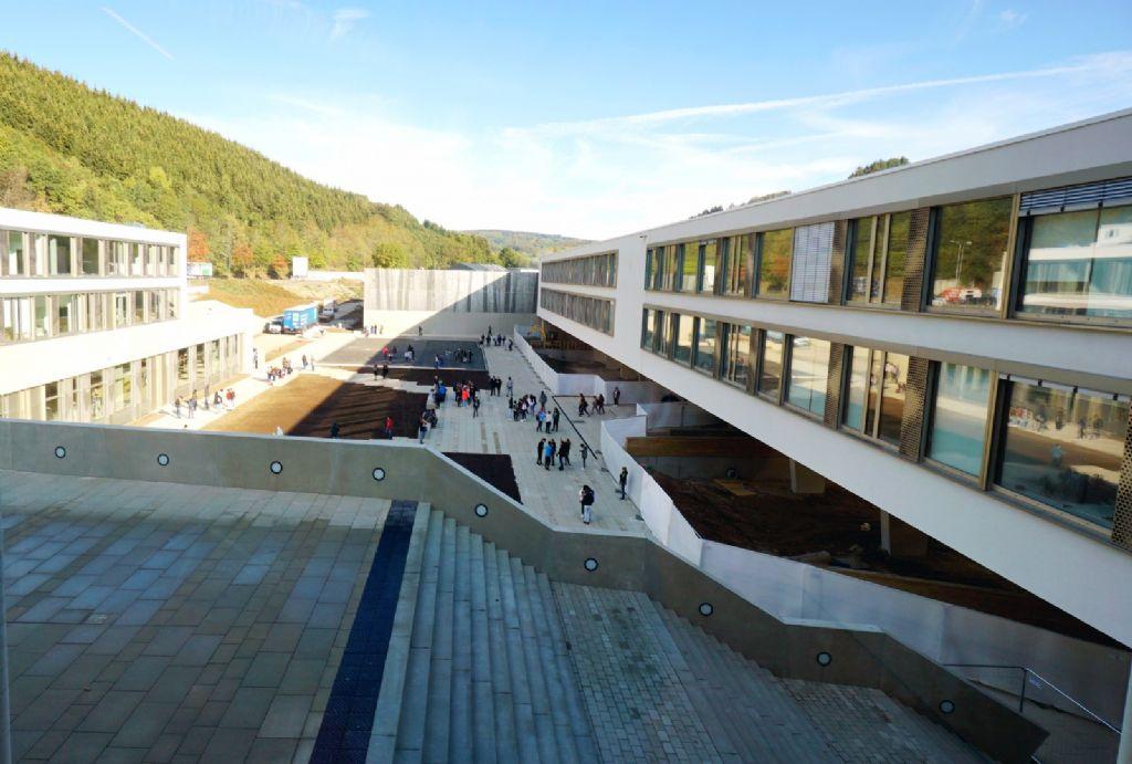 1,3 milliards d'euros pour la réalisation de bâtiments scolaires