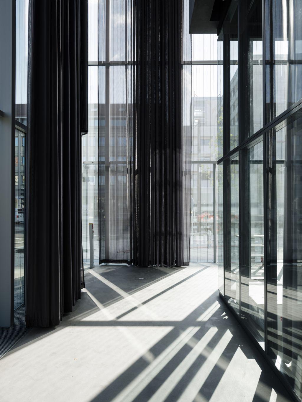Bauhaus Museum Dessau, interieur