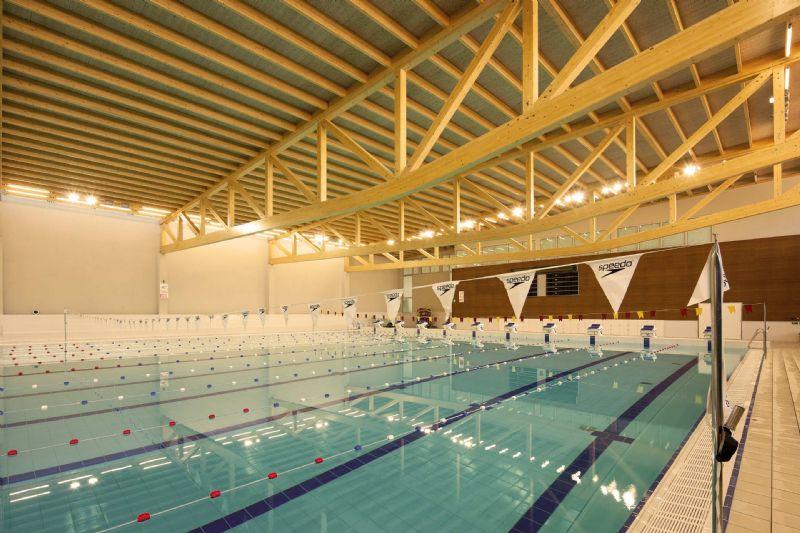 Zwembadcomplex Rozebroeken in Gent
