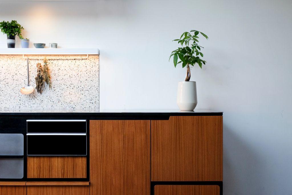 De Nomax keuken van PJ Mares.