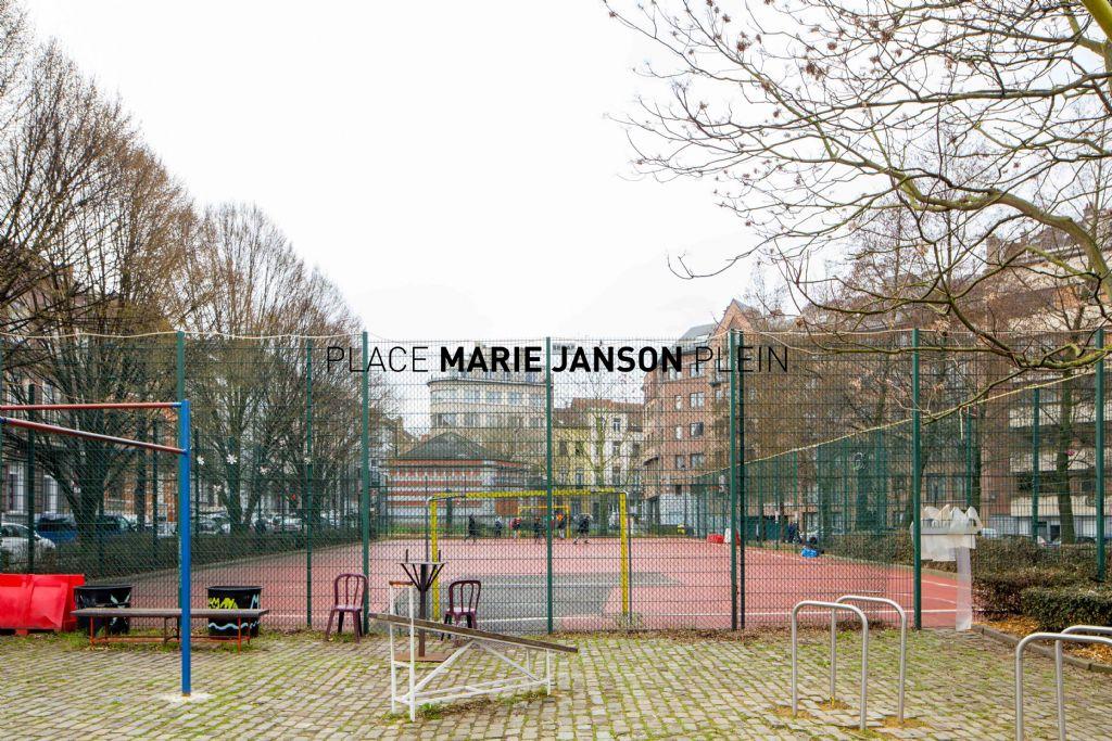 Oproep aan ontwerpers: opdracht herinrichting Marie Jansonplein Sint-Gillis