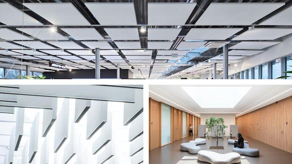 Rockfon plafond- en wandoplossingen zijn nu Cradle to Cradle Certified®