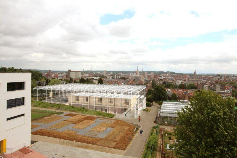 Net niet: Serregebouw De Wijnpers Leuven (BC Architects)