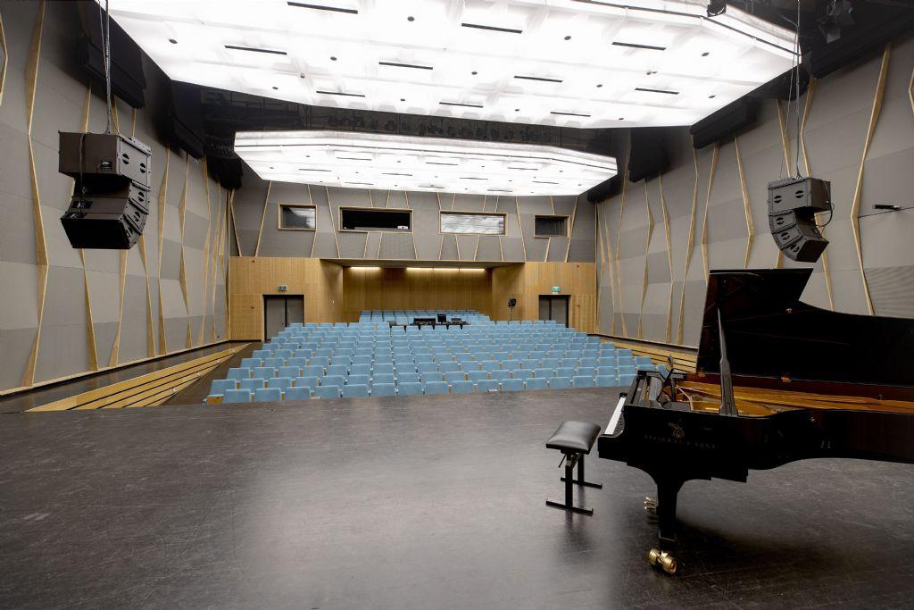 Muziekcentrum Kortrijk, Dial Architects