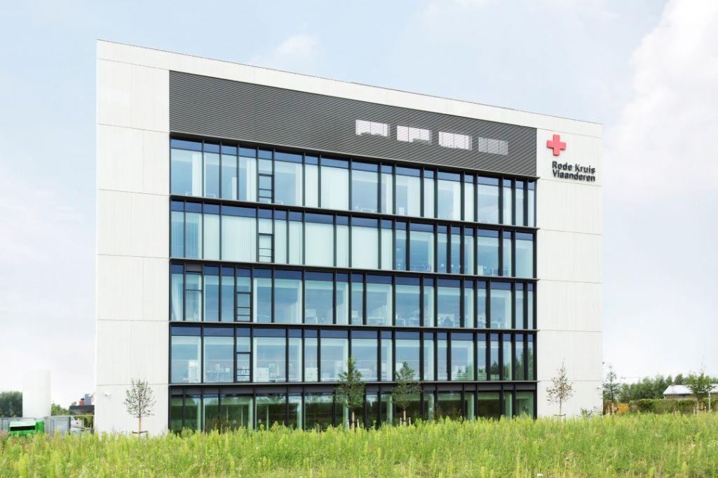Dienst voor het Bloed: eerste BREEAM Outstanding-gebouw
