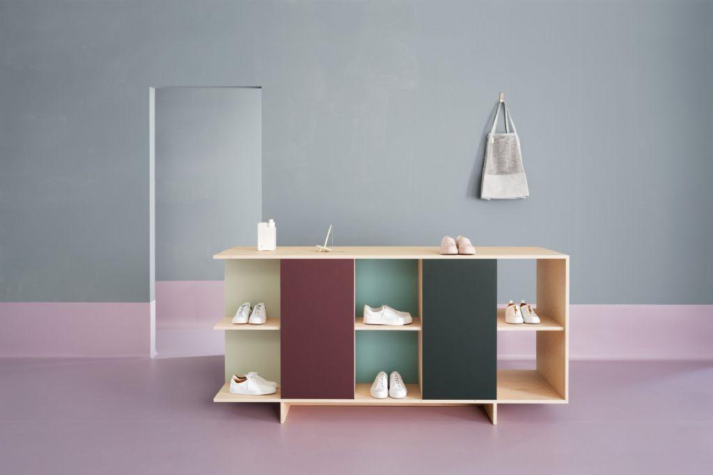 Forbo's Furniture Linoleum combineert gebruiksgemak met duurzaamheid