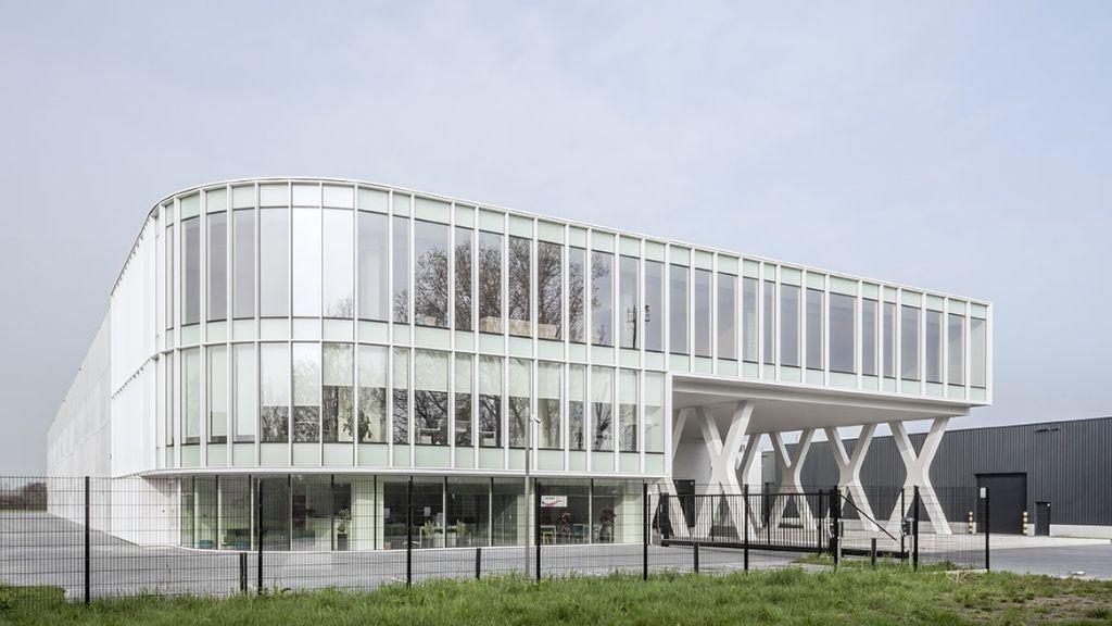 Nieuwe hoofdzetel Energetic Lighting Europe geïnspireerd door Le Corbusier