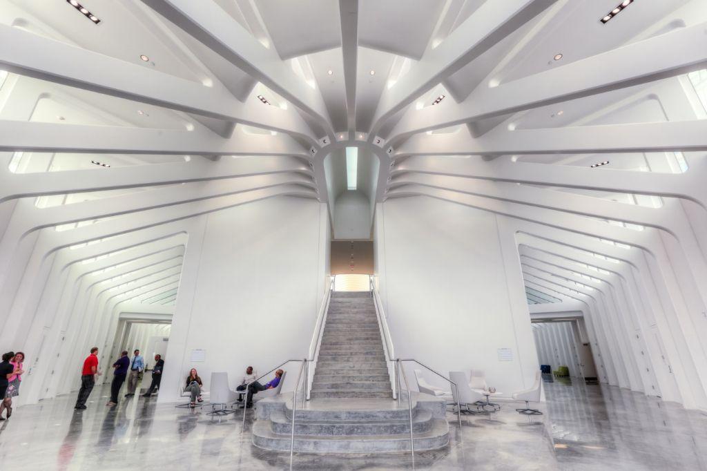 Université polytechnique de Floride (Santiago Calatrava)