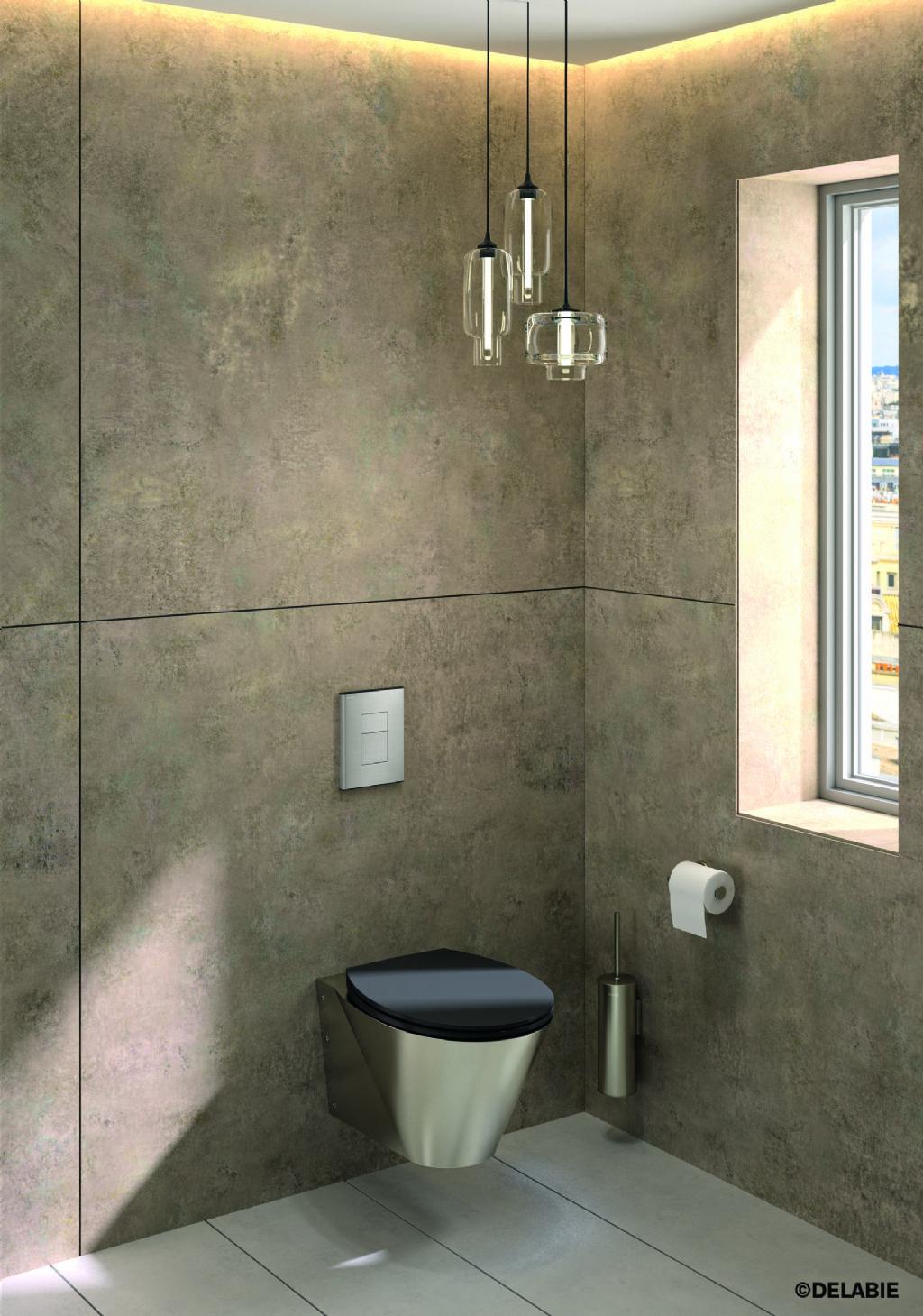 De voordelen van directe spoeling in openbare toiletten