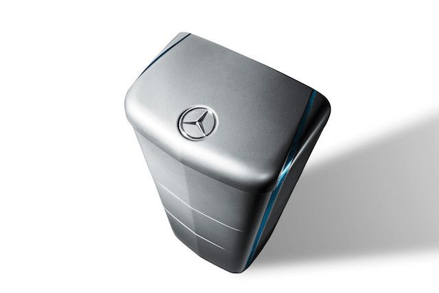 Mercedes-Benz Home Battery