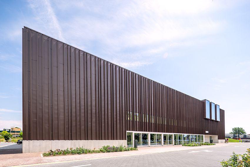 IAA Architecten breidt monumentaal ziekenhuis Oldenzaal uit met VMZINC