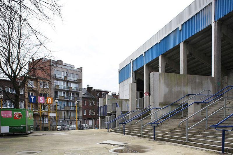 Le stade du Pays de Charleroi attend vos tirs au but !