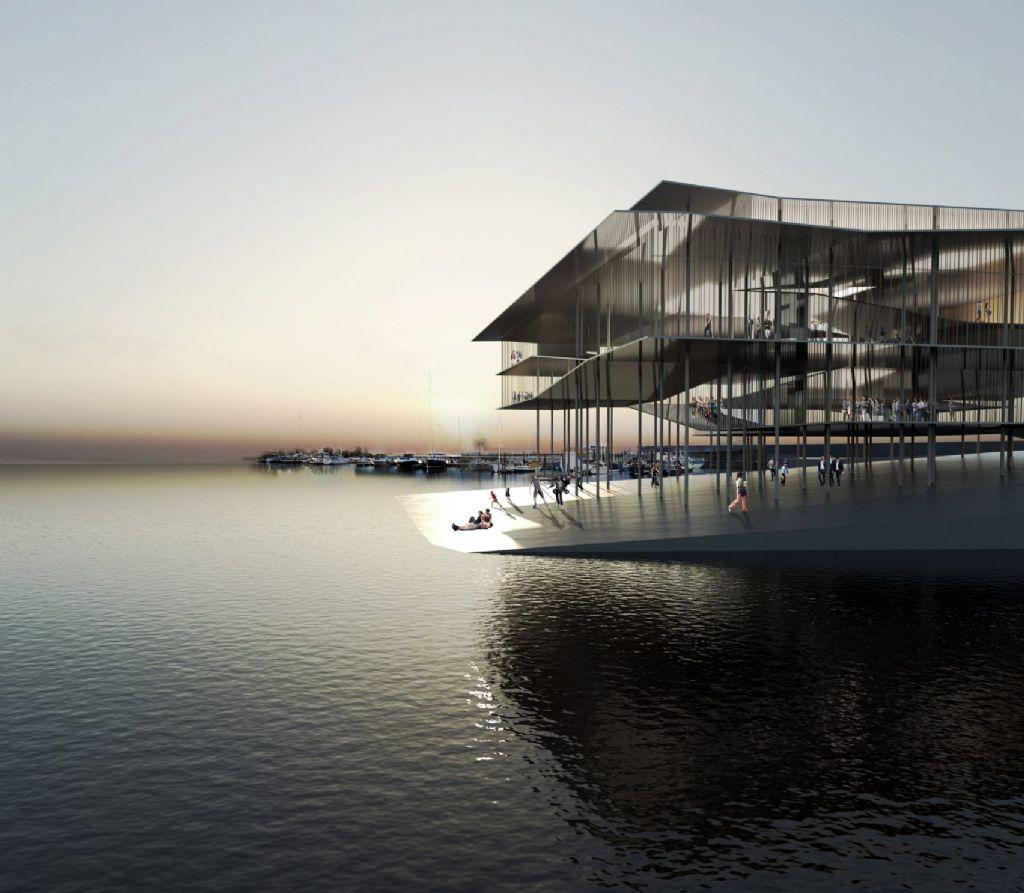 Dorte Mandrup ontwerpt ook derde Waddenzee-centrum