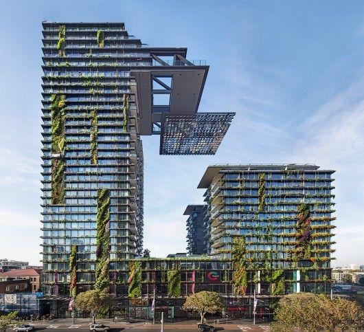 Leaf Awards: Ateliers Jean Nouvel en PTW Architects