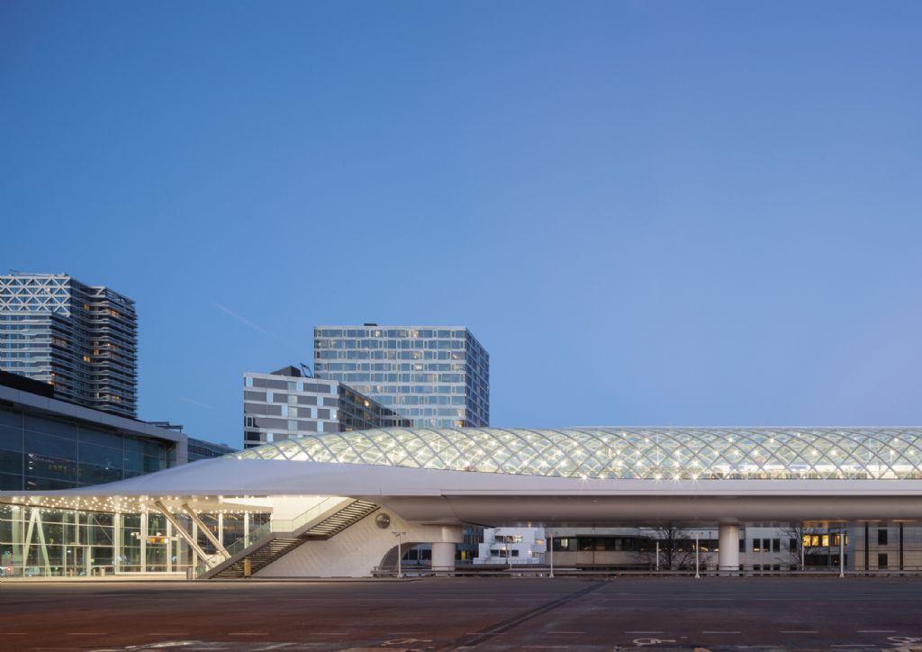 Startstation E-lijn, Den Haag (Nederland)