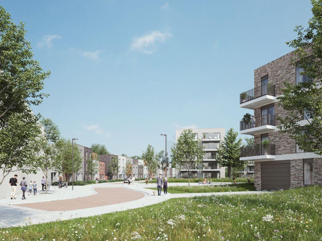 Turnhout krijgt groene woonwijk naar ontwerp van TRiAS en awg architecten
