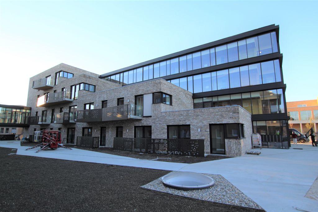Residentie Huiskensveld herbergt veertig gloednieuwe assistentiewoningen van 45 m².