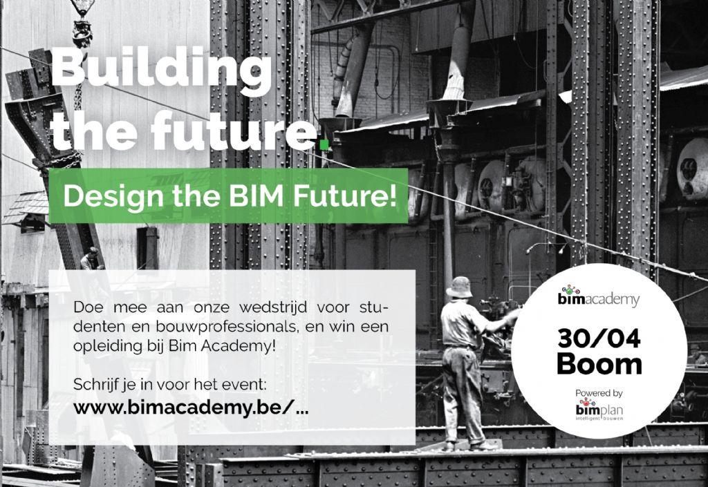 Neem deel aan Open BIM wedstrijd: design the future