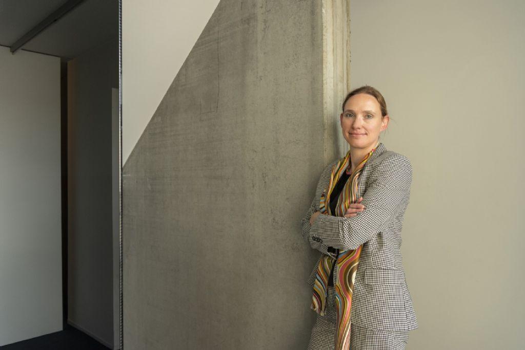 Rita Agneessens (Link Lab)  'Hebben (of maken) steeds meer architecten geen tijd om tijdschriften te lezen?'