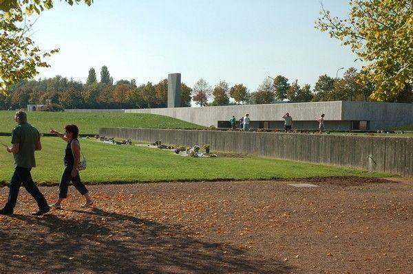 Crematorium Uitzicht in Kortrijk.