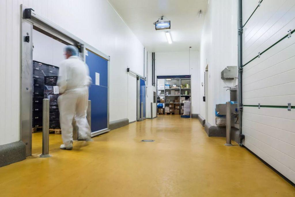 Sikafloor PurCem: stevig, functioneel, onderhoudsvriendelijk en antislip vloersysteem