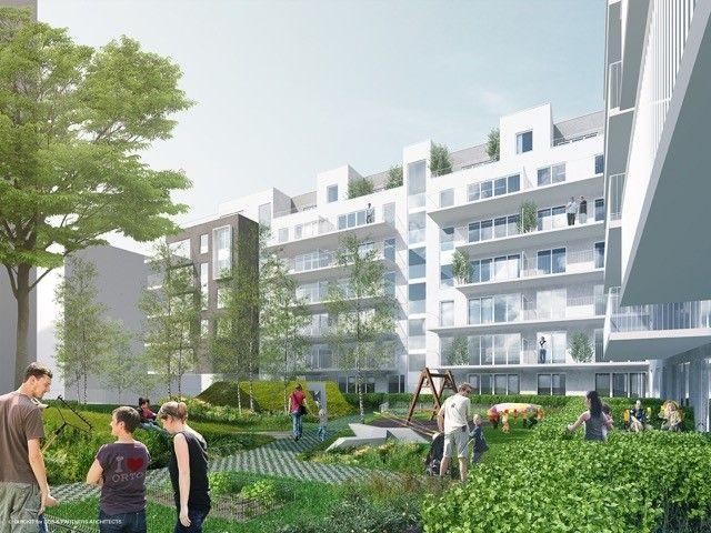 Le projet Citydox à Anderlecht, né d'un appel à projets de citydev.brussels en 2015