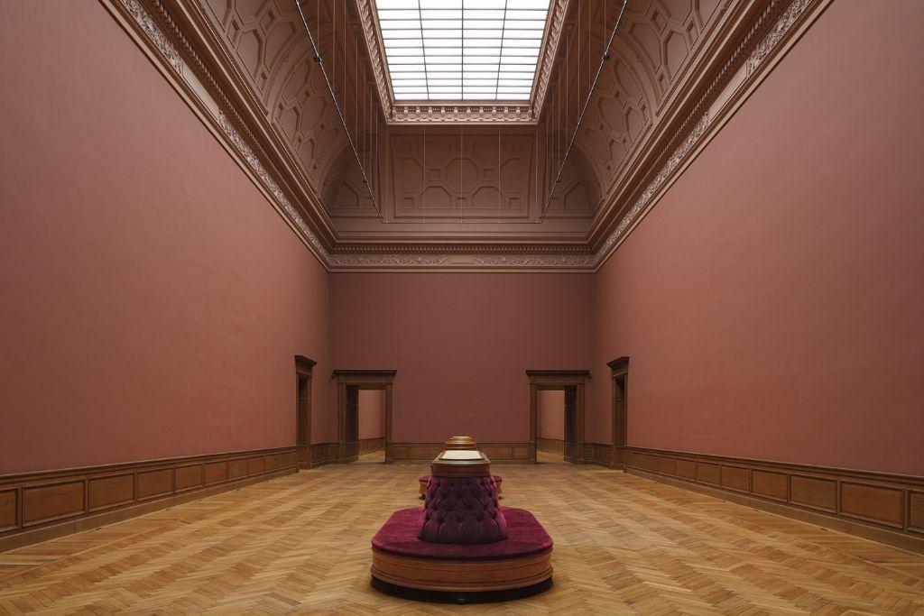 In de Rubenshal zullen enkele hoogtepunten van de collectie te zien zijn en is daarom in het hart van het gebouw gesitueerd.