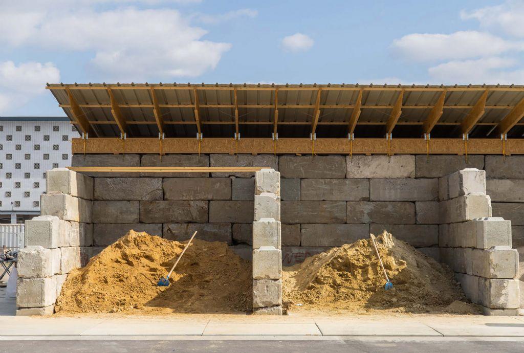 Bureau: BC architects & studies, BC materials