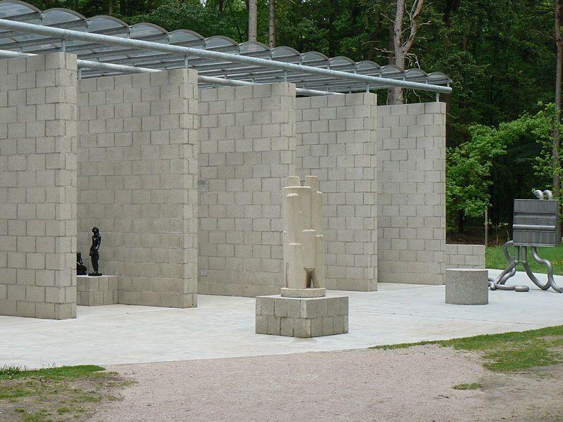 Aldo Van Eyck-paviljoen.