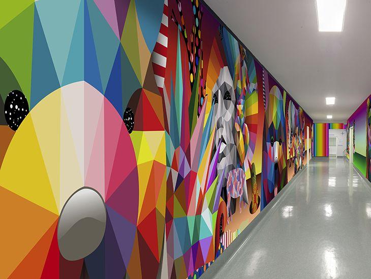 L'importance de la couleur dans le secteur des soins de santé