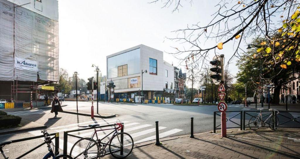 Een multidisciplinair gebouwencomplex, beschermd tegen ongewenst lawaai