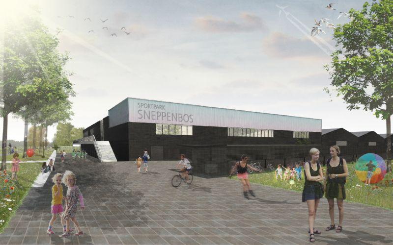 Boechout en Vremde kunnen zich uitleven in Sportpark Sneppenbos
