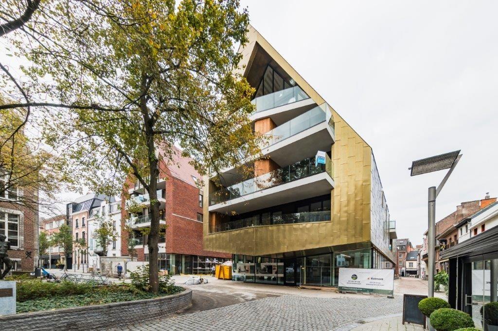 Ursulinenhof geeft Hasseltse binnenstad extra ademruimte