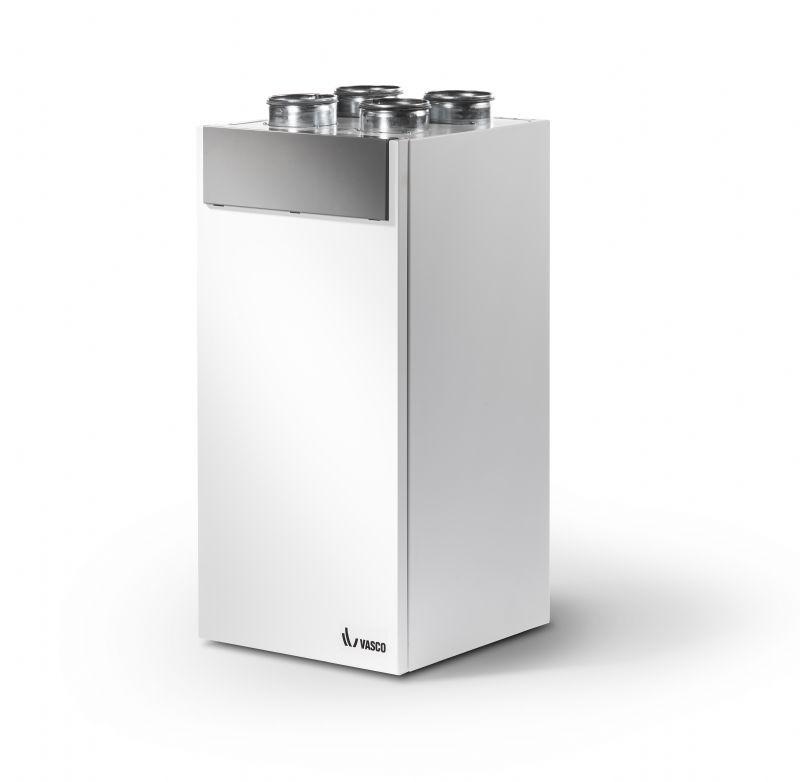 Vasco complète sa gamme en ventilation avec le D150 EP II