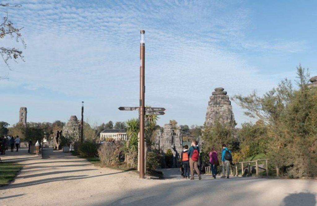 Des colonnes lumineuses Shuffle soutiennent l'évolution de Pairi Daiza