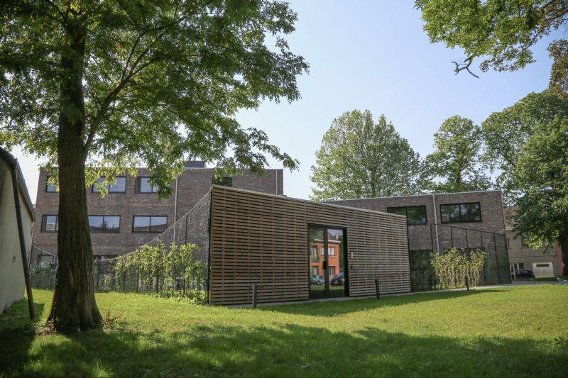 Volt ontwerpt CAW in Dendermonde met aandacht voor privacy
