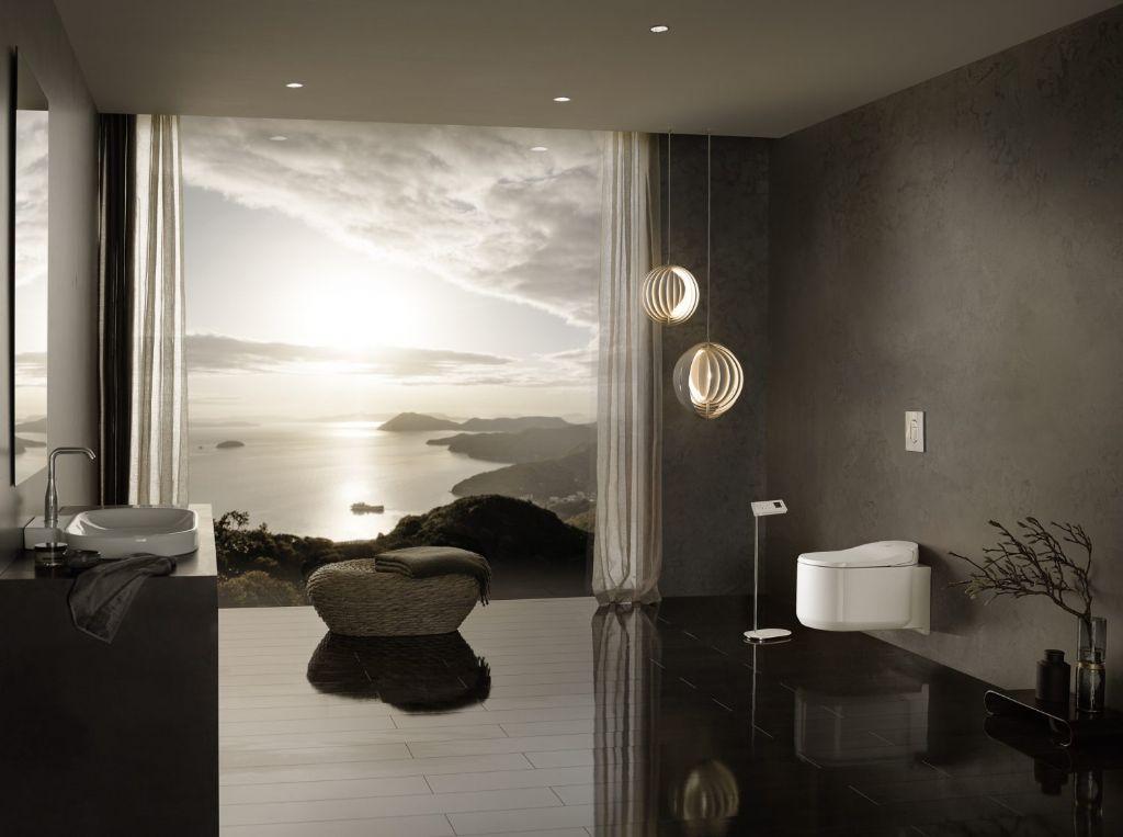Le nouveau Sensia Arena garantit non seulement les niveaux les plus élevés de propreté, mais est également un accessoire de prestige.