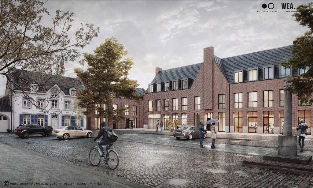 Groenplaats Oud-Rekem