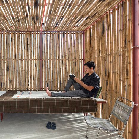 Het 'low-cost' huizenbouw-project van Vo Trong Nghia Architects