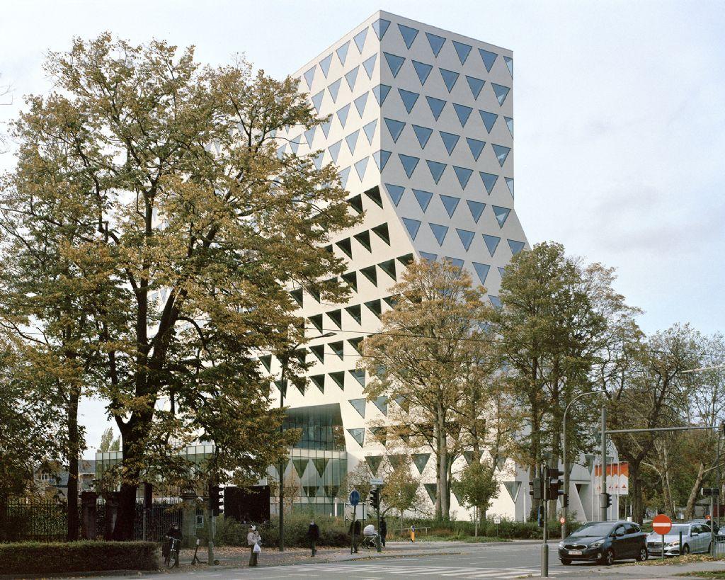 Provinciehuis, Xaveer De Geyter Architects