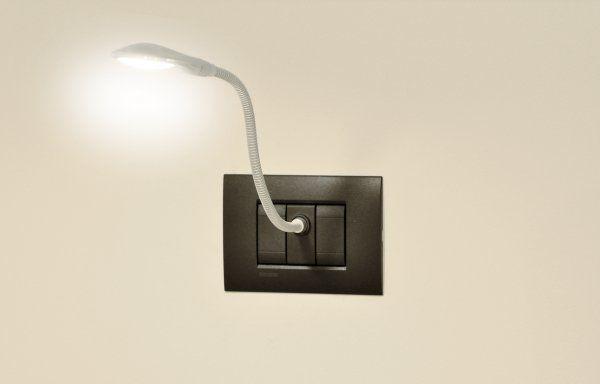 Bticino présente des fonctions d'éclairage pratiques