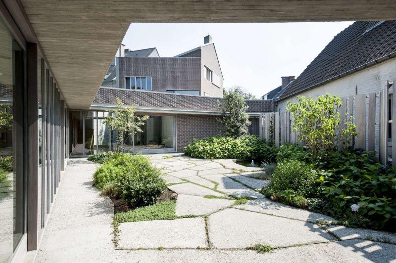 Slow (36h): installatie Marie-José Van Hee