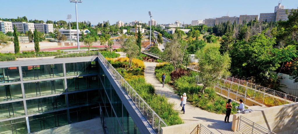 National Campus for the Archeology of Israel