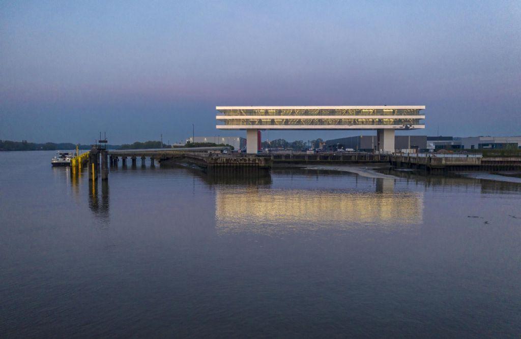Concours construction acier 2020 : HQ Cordeel, un pont vers l'avenir