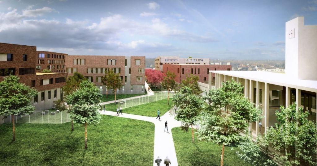 Prijswinnend duurzaam gevangeniscomplex kiest voor performante isolatie