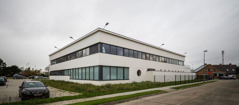 Nieuwe kantoren voor Scheepvaartpolitie Zeebrugge
